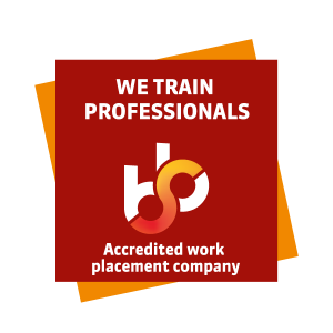 Accredited work placement company